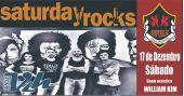 Com repertório eclético de pop rock Banda Vih e William Kim agitam o Saturday Rocks no Republic Pub