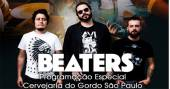 Coberturas BaresSP Happy hour com Beaters Band fervendo o happy hour da Cervejaria do Gordo