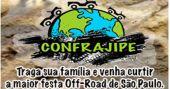 CONFRAJIPE a verdadeira confraternização Off-Road de São Paulo é na Estância Alto da Serra