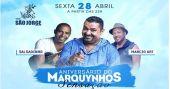 Estação São jorge recebe a comemoração de aniversário de Marquynhos Sensação com show de convidados  BaresSP