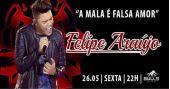 Agenda de eventos Felipe Araújo ao vivo na Bulls Club com o sucesso