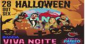 A Banda Viva e os Djs Badinha e Rogerinho animam a Festa de Halloween no Over Night BaresSP