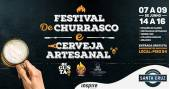 Eventos BaresSP Assadores e Degusta promove festival de churrasco no Shopping Metrô Santa Cruz