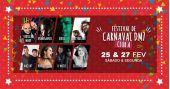 Festival de Carnaval DM7 no Club A com os Djs Vertical Mode, Ryanosaurus, Xerox, Electrocado, Major7, Reality Test, X-noiZe e Iliuchina