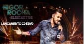 Agenda de eventos Higor Rocha lança o DVD