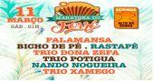 Maratona do Forró com Falamansa, Bicho de Pé, Rastapé, Trio Dona Zefa, Trio Potigua, Nando Nogueira e Trio Xamego no Estância Alto da Serra