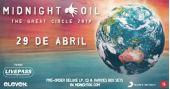 A banda australiana Midnight Oil anuncia a 1ª turnê em 20 anos