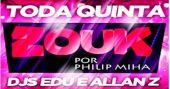 Agenda de eventos Noite Zouk do Brasil com os Djs Edu e Allan Z no Carioca Club /eventos/fotos2/thumbs/noitedozouk_cariocaclub.jpg BaresSP