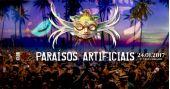 Festa Paraísos Artificiais no Club A universo paralelo