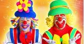 Patati Patatá divertem as crianças com o espetáculo Sorrir e Brincar no Espaço das Américas