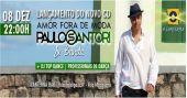 Show de lançamento do 3º álbum de Paulo Santori