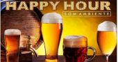 Happy Hour com petisco, chopp e música ambiente no Bar Santa Julia