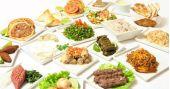 Ceia árabe sob encomenda para a noite de Natal no Restaurante Baruk BaresSP