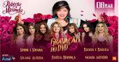Roberta Miranda reúne mulheres do sertanejo pop para a gravação do seu mais novo DVD no Espaço das Américas BaresSP