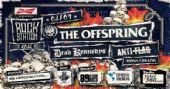 The Offspring, Dead Kennedys, Anti-Flag e Dona Cislene agitam o Rock Station 2016 no Espaço das Américas