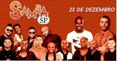 Samba SP com Belo, Pixote, Thiaguinho e Turma do Pagode no Espaço das Américas