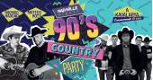 Eventos BaresSP Nashville Nights 90's Country Party anima a noite no Ton Ton Jazz