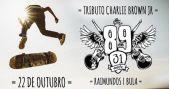 89FM comemora 31 anos com Tributo a Charlie Bronwn Jr, Raimundos e Bula no Espaço das Américas
