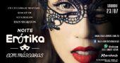 Noite Er�tika com M�scaras para esquentar o s�bado no Marrakesh Club