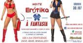 Noite Erótika à Fantasia com promoção especial no Marrakesh Club