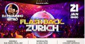 Zurich Anália promove evento de Flash Back anos 70, 80 e 90 no sábado BaresSP