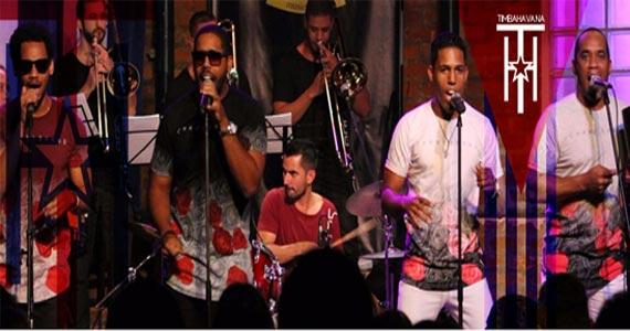 Timba Havana e Dj Thyago Carvalho embalam a noite de domingo com ritmos cubano no Bourbon Street Music Club Eventos BaresSP 570x300 imagem