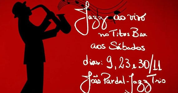 Jazz ao vivo no Titus Bar