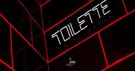 Toilette ferve a pista de dança com muita house na pista do Club Jerome  Eventos BaresSP 570x300 imagem