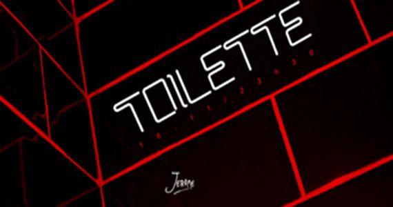 Toilette ferve a pista de dança com muita house na pistinha do Club Jerome  Eventos BaresSP 570x300 imagem