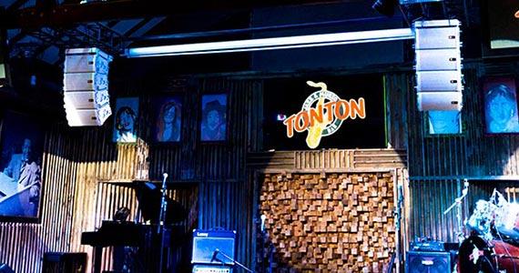 Banda K7 & Os Valvulados agita noite no Ton Ton Eventos BaresSP 570x300 imagem