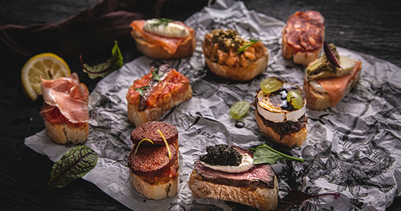 Restaurante espanhol Torero Valese oferece tapas no Itaim Bibi Eventos BaresSP 570x300 imagem