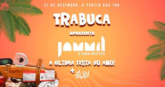 Show do Jammil e Uma Noites agita happy hour no Trabuca JK Eventos BaresSP 570x300 imagem