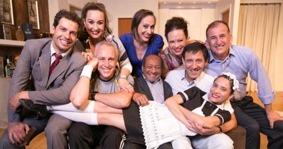 O espetáculo Trair e Coçar é Só Começar de Marcos Caruso em cartaz no Teatro Bibi Ferreira Eventos BaresSP 570x300 imagem