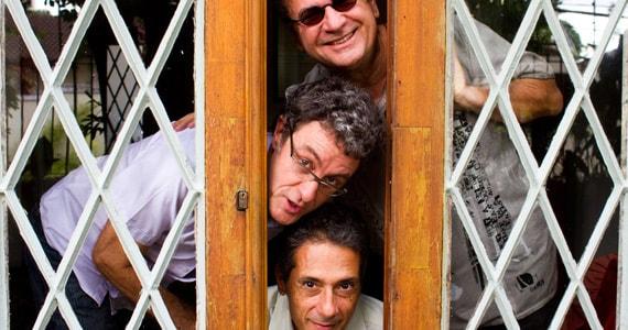 Wandi Doratiotto, Paulo Freire e Maurício Pereira apresentam Três é Bom no Sesc Vila Mariana Eventos BaresSP 570x300 imagem