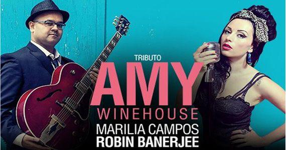 Bruna Góes lidera o Tributo à Amy Winehouse BACK TO AMY no Theatro Net São Paulo Eventos BaresSP 570x300 imagem