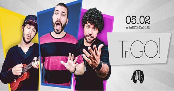 A banda TriGO está de volta a São Paulo para se apresentar no Jai Club Eventos BaresSP 570x300 imagem