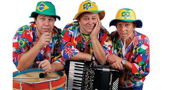 Sábado é dia de curtir Trio da Lua, Quarteto Arroxo Bom e Cortejo dos Sanfoneiros no Centro de Tradições Nordestinas Eventos BaresSP 570x300 imagem