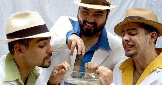 Ó do Borogodó recebe o Trio Gato com Fome para embalar a noite com muito samba Eventos BaresSP 570x300 imagem