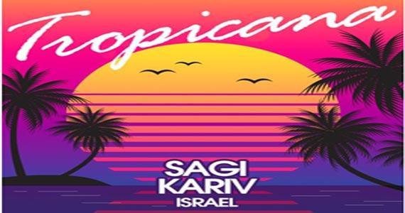 O selo de festa israelense Forever Tel Aviv aterriza na The Week SP  Eventos BaresSP 570x300 imagem