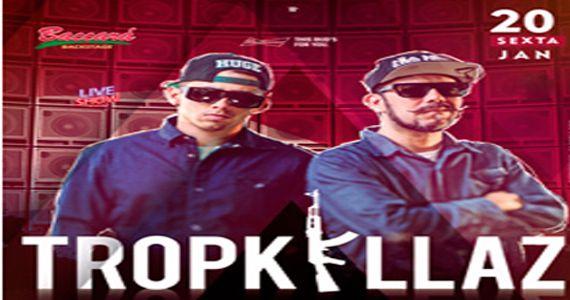 A dupla de Djs produtores TROPKILLAZ ferve o Baccará Bar  Eventos BaresSP 570x300 imagem
