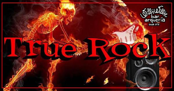 Programação - Banda True Rock (Classic Rock)