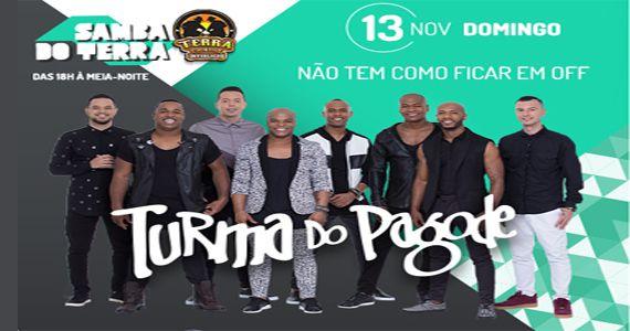 A Turma do Pagode canta os seus maiores sucessos no palco do Terra Country Eventos BaresSP 570x300 imagem