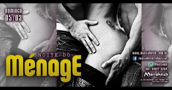 Noite do Ménage com o melhor do swing no Marrakesh Club Eventos BaresSP 570x300 imagem