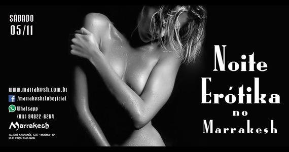 Noite Erótika com muito swing e erotismo anima o Marrakesh Club Eventos BaresSP 570x300 imagem