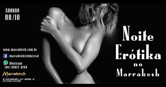 Noite Erótika esquenta o sábado com swing no Marrakesh Club Eventos BaresSP 570x300 imagem