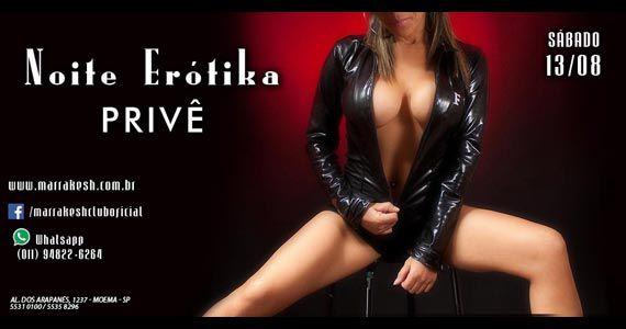 Noite Erótika Privê anima o sábado do Marrakesh Club Eventos BaresSP 570x300 imagem