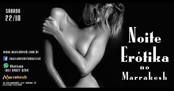 Noite Erótika esquenta o clima do sábado no Marrakesh Club Eventos BaresSP 570x300 imagem