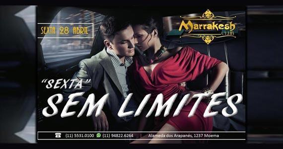 Sexta Sem Limites anima a noite com muito swing no Marrakesh Club Eventos BaresSP 570x300 imagem