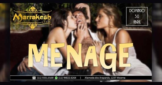 Noite do Ménage com muito swing esquentando o domingo no Marrakehs Club Eventos BaresSP 570x300 imagem