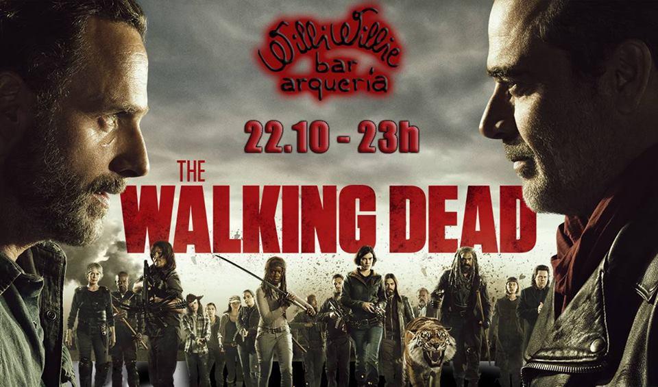 Programação - Transmissão de The Walking Dead S8